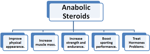Anabolic Steroids info