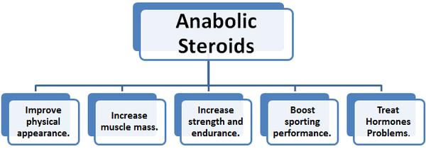 Anabolic Steroids info