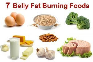 Diet for losing belly fat